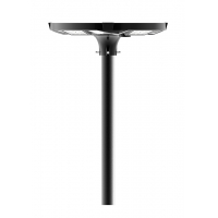 Buy cheap Aluminum Electric Led Garden Light CE ROHs Certificate 30w Top post light from wholesalers