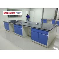 Buy cheap Medical Company Modular Lab Furniture , Scientific Lab Furniture Chemical Resistant from wholesalers