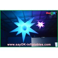 Buy cheap Indoor Party Decoration Inflatable Led Star Advertising Star Balloon With Led Light from wholesalers