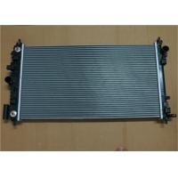 China Opel Buick Full Aluminium Cooling Radiators , Auto Aluminum Radiator 13241722 1300288 on sale
