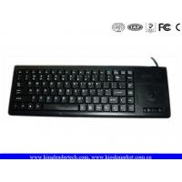 Buy cheap Plastic Integrated Industrial Computer Keyboard With Laptop - Style Key from wholesalers