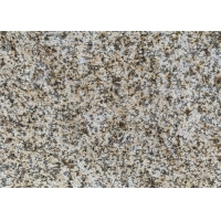 Buy cheap 20mm G682 Desert Gold Granite Countertop Slab product