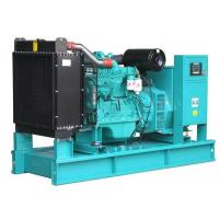 Buy cheap Remote Control Diesel Power Generator Set 80KW 100KVA 108HP With Cummins Engine from wholesalers