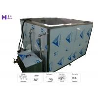 Buy cheap 1200W Ultrasonic Industrial Cleaning Equipment 24Pcs Transducer Direct Vibration Mode from wholesalers