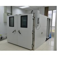 Buy cheap Industrial Large Walk In Temperature Chamber AC 3 Phase Programmable LCD Touch Screen from wholesalers