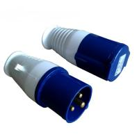 Buy cheap Power cables with industrial plug and socket from wholesalers