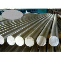 Buy cheap 20Mncr5 SAE 1020 S45C ASTM A36 Hot Rolled Steel Bar , Mlld Zinc Steel Round Rod from wholesalers