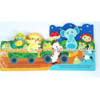 Buy cheap 6 PET Button Custom Sound Module For Baby Sound Board Books , kids Sound Book from wholesalers