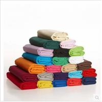 Buy cheap Navy Blue , Orange Twill Style Tent Canvas Fabric 300GSM-800GSM , 1.5m Width from wholesalers