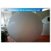 Buy cheap Colorful Inflatable Advertising Balloon / Flying Saucer Helium Balloon product