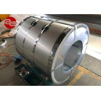 Buy cheap Aluminized Galvalume Steel Coil Hot Dipped Steel GL Coils For Building from wholesalers