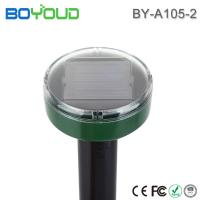 Buy cheap Outdoor Use Sonic Economical Rodent Repeller Snake Trap Solar Mole Repeller from wholesalers