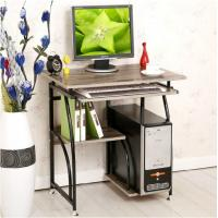 Small Home Office Laptop Computer Desks Workstation With Wheels DX-806