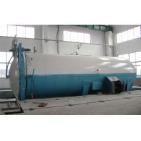 Buy cheap Rubber / Food Chemical Autoclave Φ2.85m With Safety Interlock , Automatic from wholesalers
