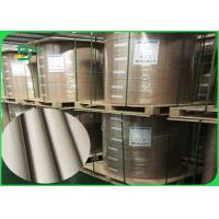 Buy cheap Size Customized PE Coated Paper / Coated Kraft Paper Packing Materials In Rolls from wholesalers