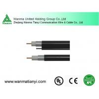 Quality 75 Ohm Trunk Coaxial Cable QR540 JCAM for sale