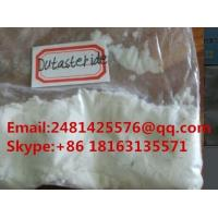 Buy cheap CAS 164656-23-9 Oral Anabolic Androgenic Steroids Powder Dutasteride For Hair Loss Treatment from wholesalers
