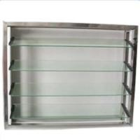 Buy cheap Clear Louver Glass from wholesalers