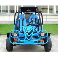 Buy cheap 250cc Go Kart Buggy Double A Arm / Single A - Arm With CVT Reverse / Road Tyre from wholesalers