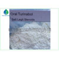 CAS 2446-23-3 Androgenic Anabolic Steroids 4 Chlorodehydromethyltestosterone Oral Turinabol