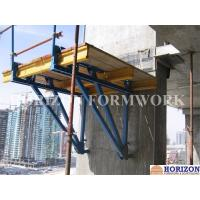 Buy cheap Multipurpose Automatic Climbing System Bracket Vertical Formwork Easy Operation from wholesalers