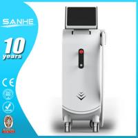 Buy cheap Newest 808nm diode laser hair removal machine with CE approved / ipl shr sanhe from wholesalers