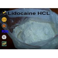 Buy cheap 99% Purity 73-78-9 Lidocaine Hydrochloride / Lidocaine HCL Local Anesthetic Powder from wholesalers
