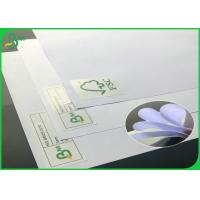 Buy cheap 70g 80g FSC Certificate Light Weight Uncoated Woodfree Offset Paper In Sheet from wholesalers