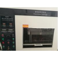 Buy cheap Plastic Material Tracking Test Apparatus of Fire Resistence Test Instrument Standard GB4207 from wholesalers