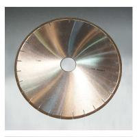 Buy cheap smooth cutting diamond circular cutting blade for wet or dry cutting from wholesalers