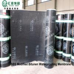 Buy cheap SBS Bitumen Torch-on waterproofing membrane sheet 4mm from wholesalers