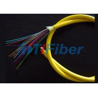 Buy cheap Bundle 12 Core Optical Fiber Cable0.9mmFlame - Retardant For CATV from wholesalers