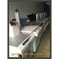 Professional Metal Laser Marking Machine , Fiber Laser Marker Easy Operation