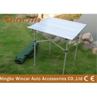 Buy cheap Portable Lightweight Outdoor Dining Tables Aluminum for Garden from wholesalers