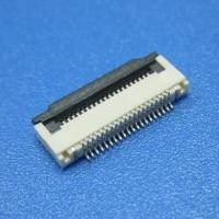 Buy cheap fpc connector 0.5mm pitch from wholesalers
