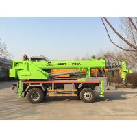 Buy cheap 8 ton crane truck for sale low price high quality new Manufacturer factory used for construction with homemade chassis from wholesalers