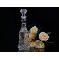 Buy cheap 1016ml Small Empty Glass Wine Bottles Pineapple Shape Personalized  from wholesalers