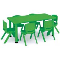 Buy cheap education equipment kindergarten furniture nursery plastic table and chairs suppliers from wholesalers