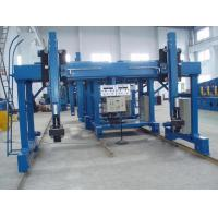 Buy cheap NF / ASTM S235JR / A36 H steel section / H beam welder for single - layered heavy plants from wholesalers