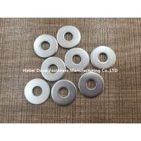 Buy cheap Durable Steel Flat Washers Grade 6.8 Din 125 With High Precision Size from wholesalers