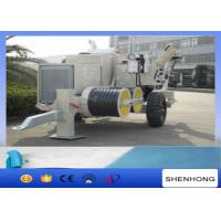 Buy cheap 2200 ROM Overhead Line Stringing Equipment Hydraulic Puller Tensioner from wholesalers