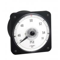 Buy cheap Round Frequency Panel Meter Moving Coil Structure 110*110mm Zero Screw Adjust from wholesalers