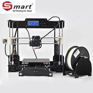 China Aluminum ABS 3d printer Machine  Architecture Assembled Big Build Print Size on sale