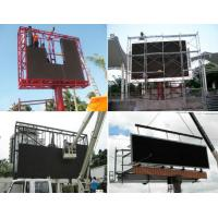 Buy cheap P8 SMD Mobile Outdoor Advertising LED Display High Brightness Epistar LED Chip from wholesalers