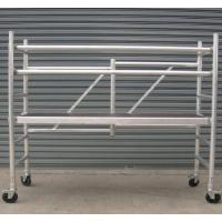 Buy cheap Foldable Aluminum Scaffolding from wholesalers