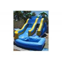 Buy cheap Outdoor Blow Up Water Playground Games Bounce House Amusement Park For Kids 5-15 Years Old from wholesalers
