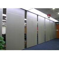 Buy cheap Dancing Room Movable Walls  , Folding Internal Doors , 65mm Panel from wholesalers