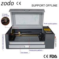 Buy cheap 460 60W Laser cutting machine ,640 laser engraver machine ,400*600mm laser cutting machine from wholesalers