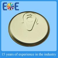 Buy cheap Aluminum EOE 65mm Metal Container Easy Open Door For Lubricant Oil from wholesalers