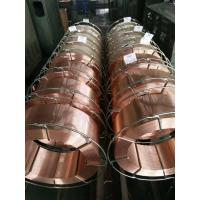 Buy cheap Metal Plate Package With Diameter 1.0 And 1.2 mm Welding Wires Consumables from wholesalers